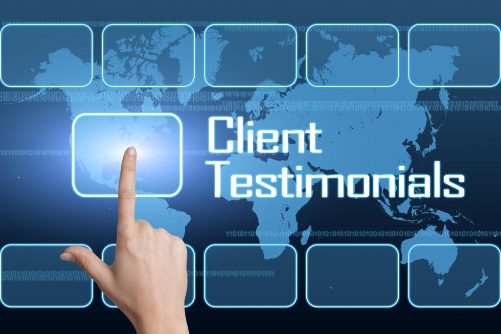 Referenzen - Kunden über Bräun Consult